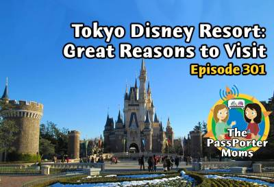 Photo illustrating Tokyo Disney Resort