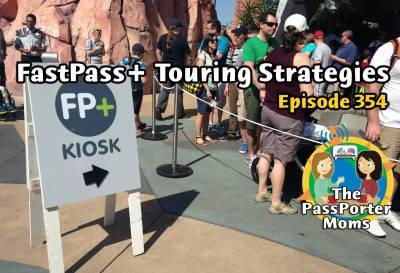 Photo illustrating FastPass+ Touring Strategies