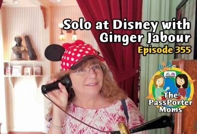 Photo illustrating Disney Solo Trips