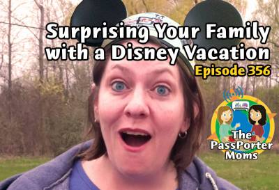 Photo illustrating Surprising Your Family with a Disney Vacation