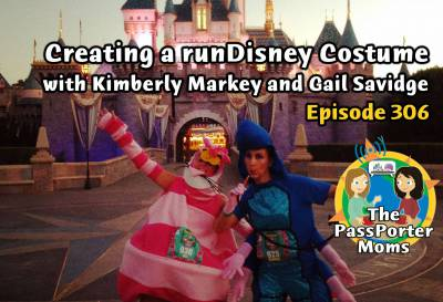 Photo illustrating Creating a runDisney Costume with Kimberly Markey and Gail Savidge