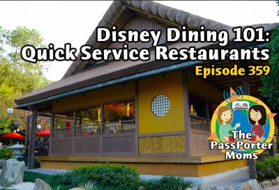 Photo illustrating Disney Dining 101: Quick Service Restaurants