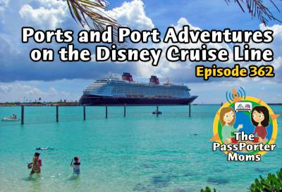 Photo illustrating Ports and Ports of Call on the Disney Cruise Line