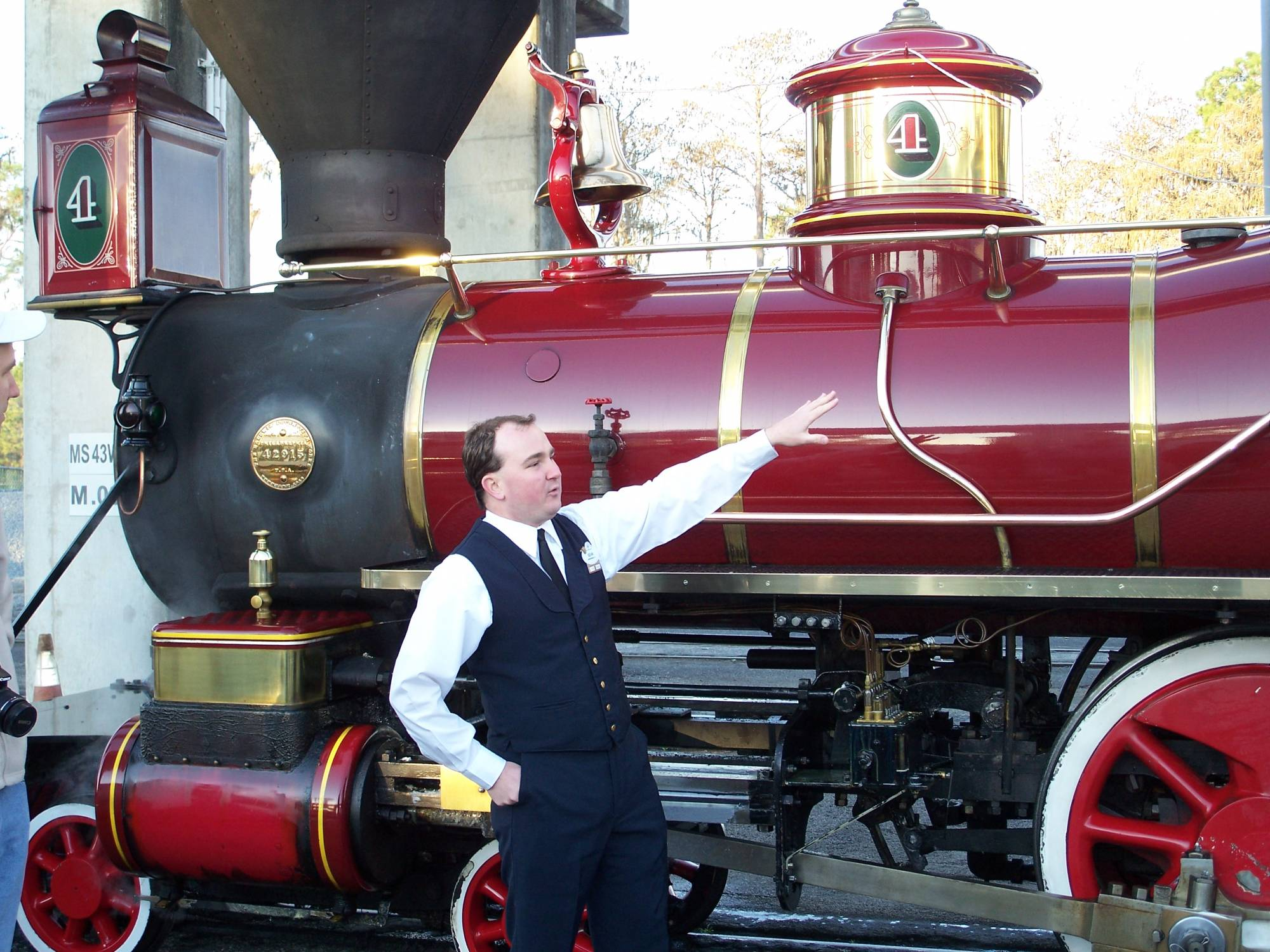 The Magic Behind Our Steam Trains Tour photo