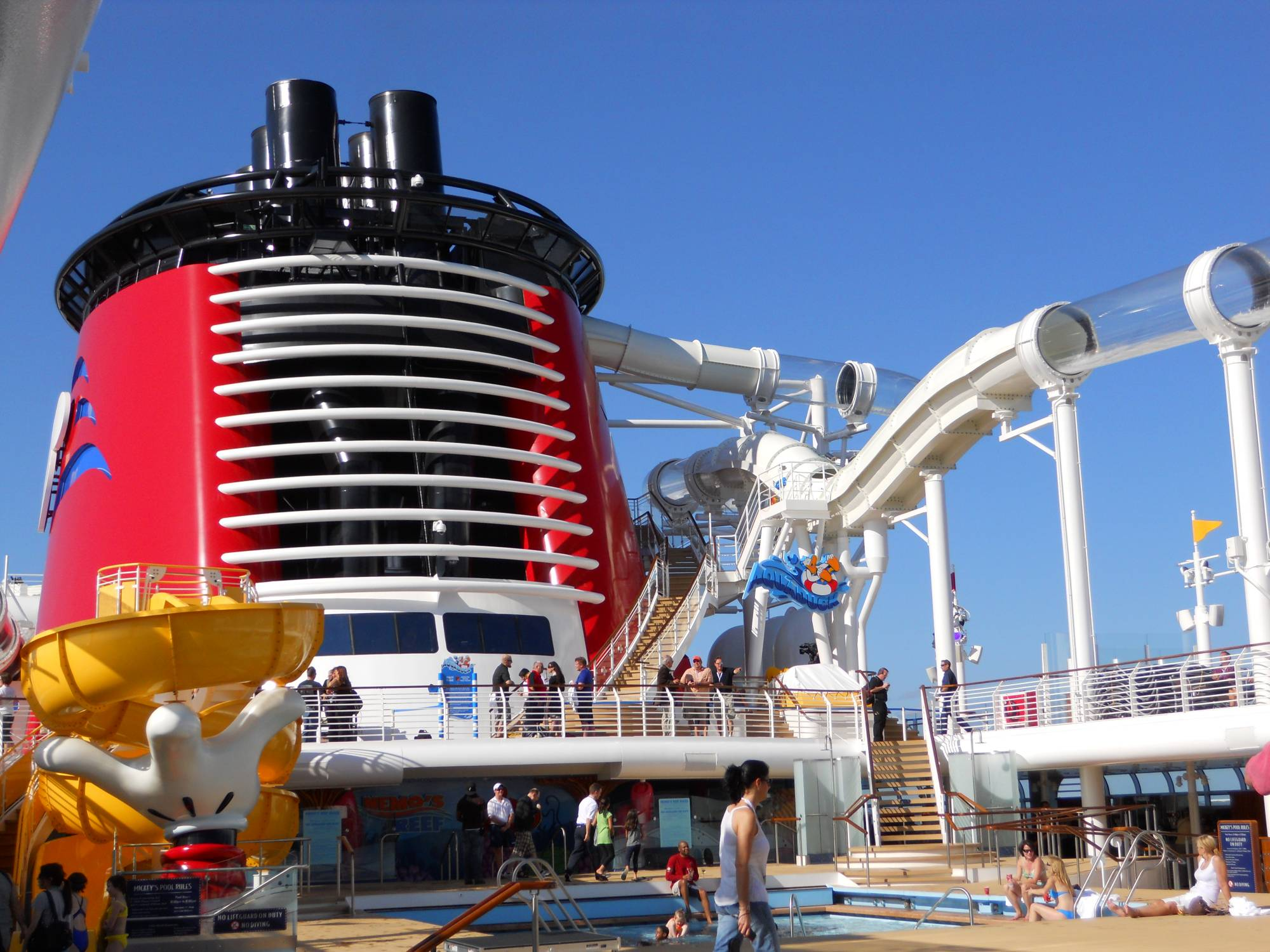 Learn more about the Disney Cruise Line's newest ship! | PassPorter.com