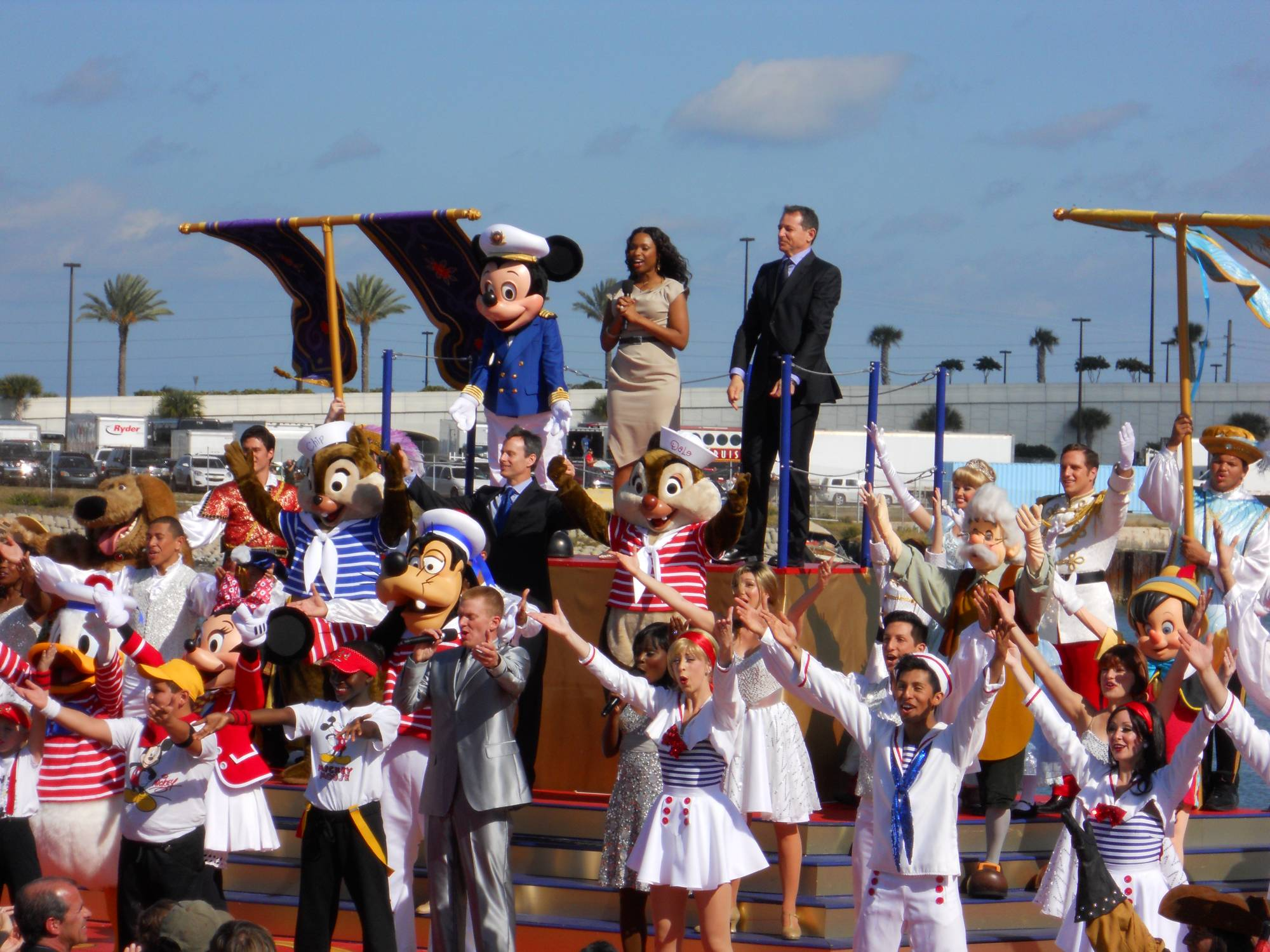 Learn more about the Disney Cruise Line's newest ship! |PassPorter.com