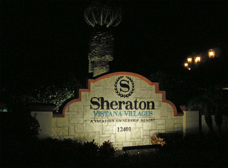 Enjoy off-site accomodations at the Sheraton Vistana Villages | PassPorter.com
