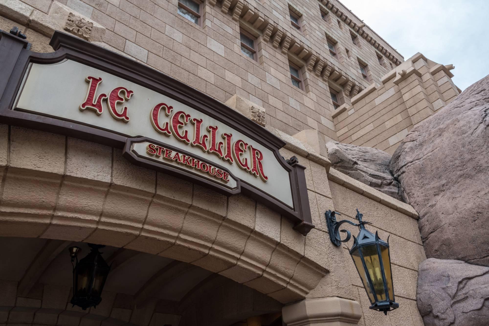 Enjoy a delicious dinner at Le Cellier at Epcot |PassPorter.com