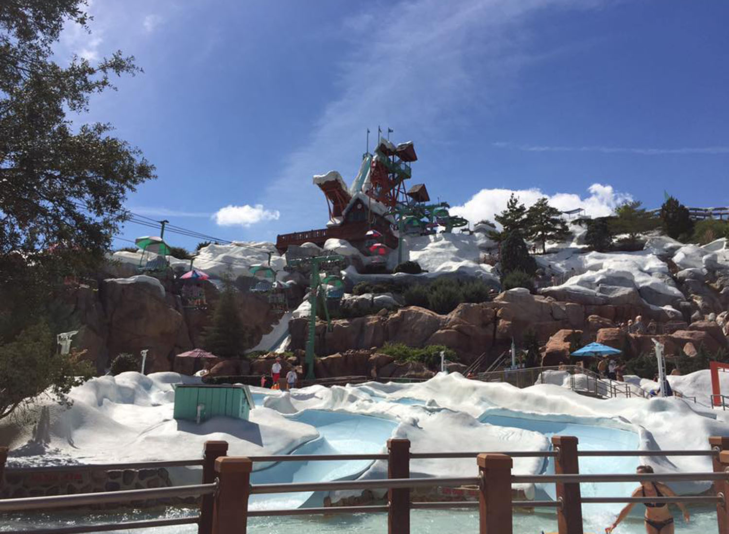 Enjoy a day at Disney's Blizzard Beach Water Park | PassPorter.com