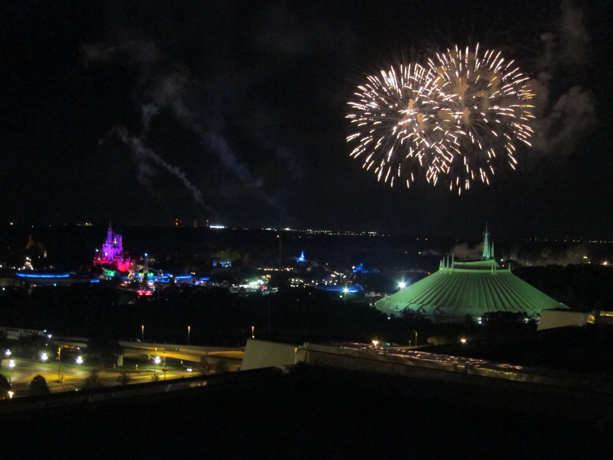 Wishes Fireworks Viewing Suggestions |PassPorter.com