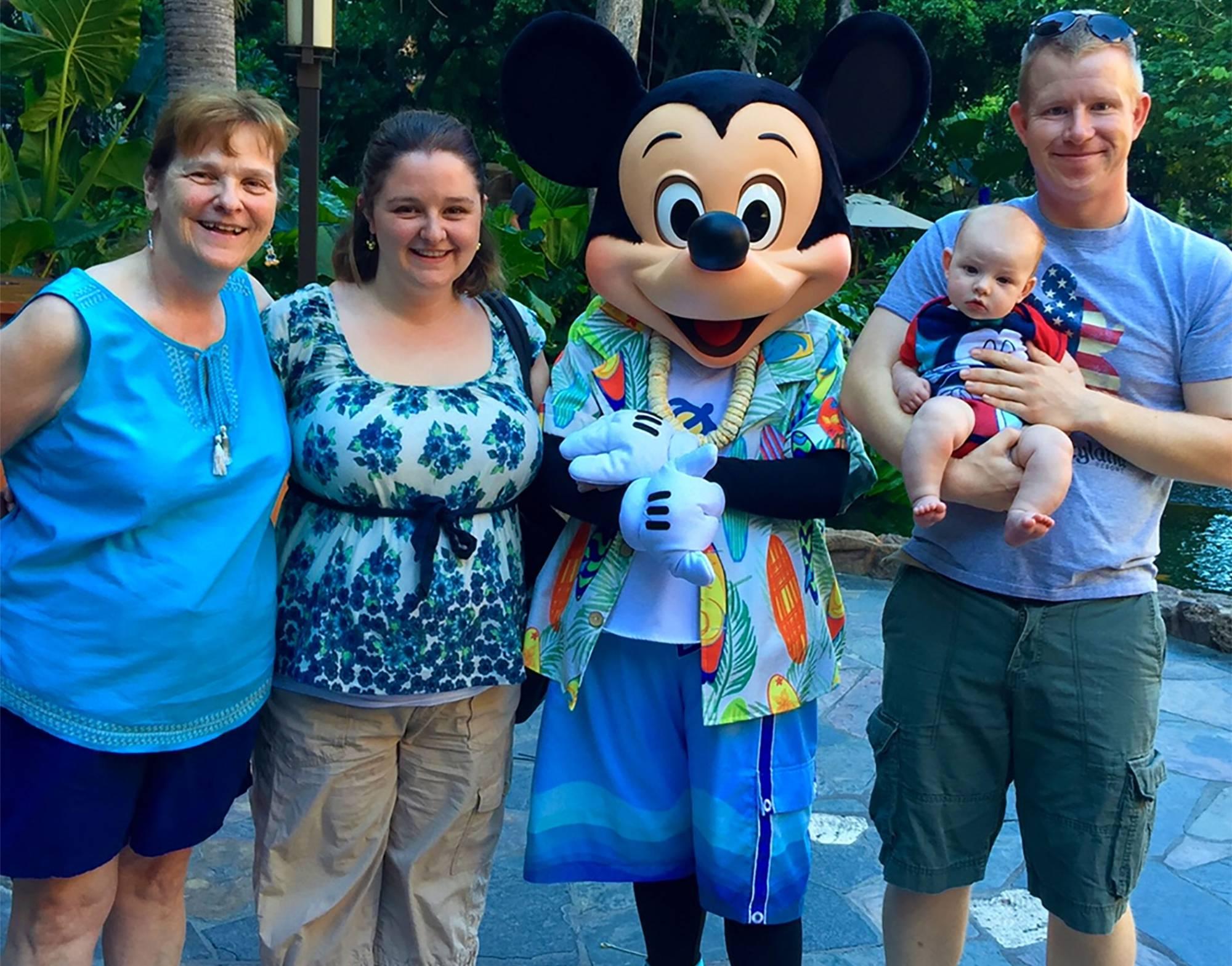 Enjoy breakfast with Mickey Mouse at Aulani - A Disney Resort and Spa in Ko Olina, Hawaii |PassPorter.com