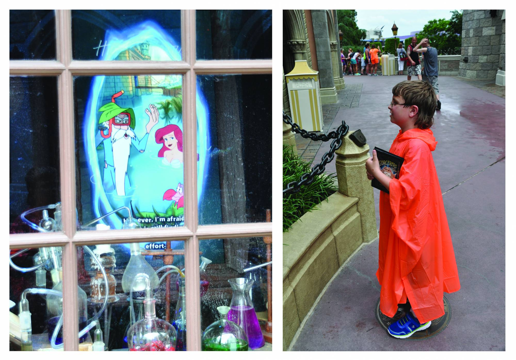 Help save the Magic Kingdom by playing Sorcerers of the Magic Kingdom |PassPorter.com