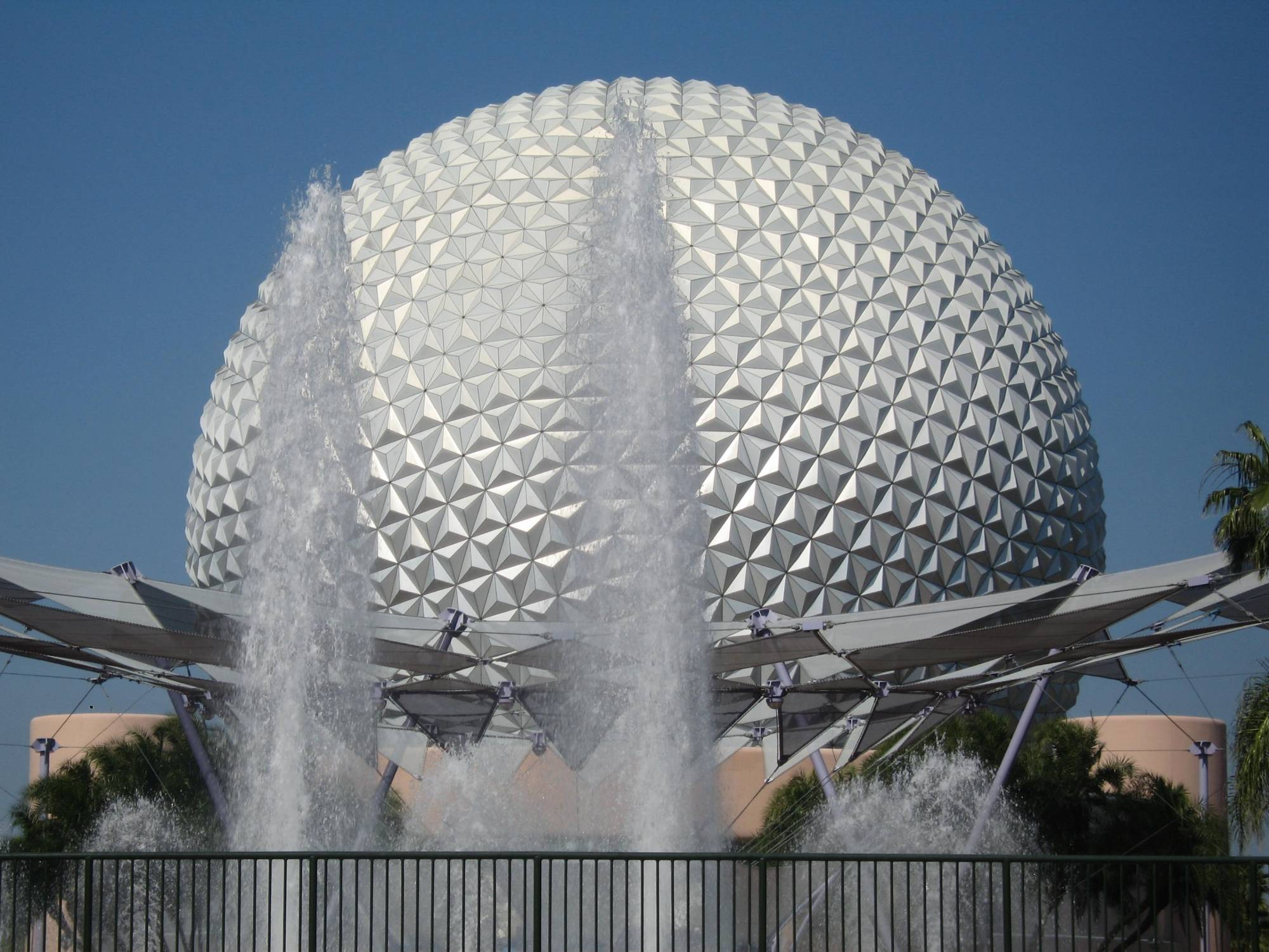 Spaceship Earth photo