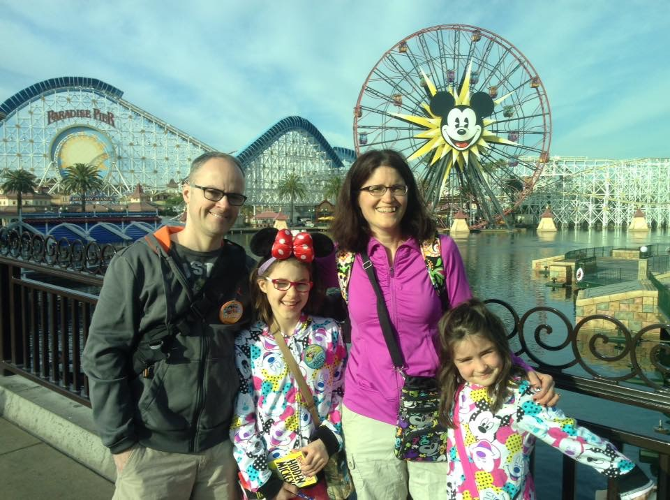 Learn more about Amy Wear's trip to Disneyland |PassPorter.com