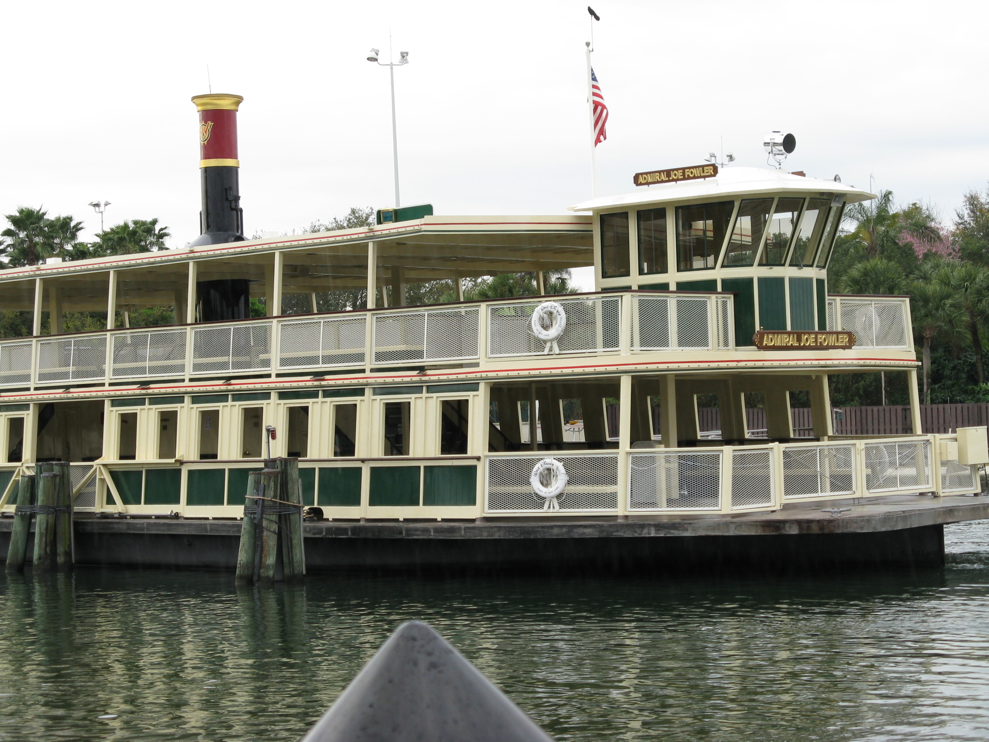 Magic Kingdom - Ferry Boat photo