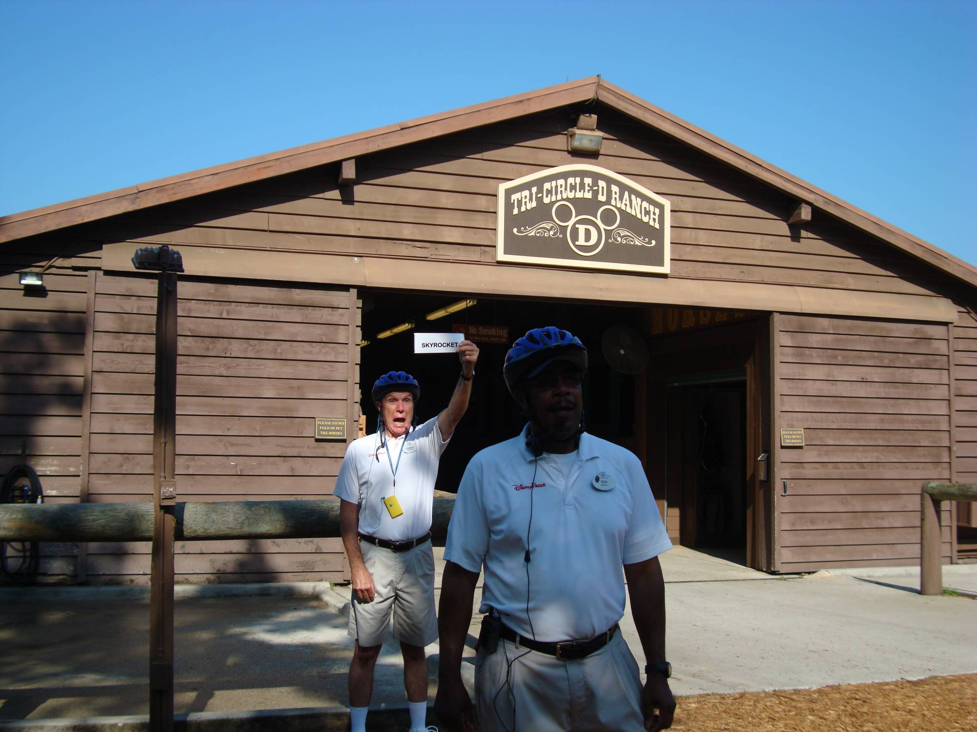 Explore Fort Wilderness on a Segway |PassPorter.com