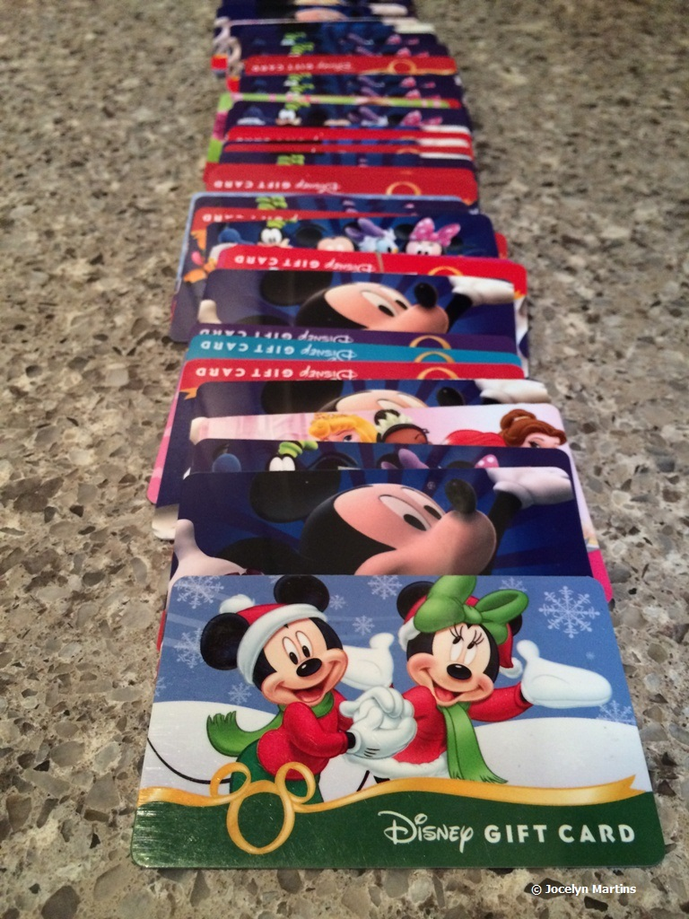 Learn how to use Disney Gift Cards during your next Walt Disney World vacation | PassPorter.com