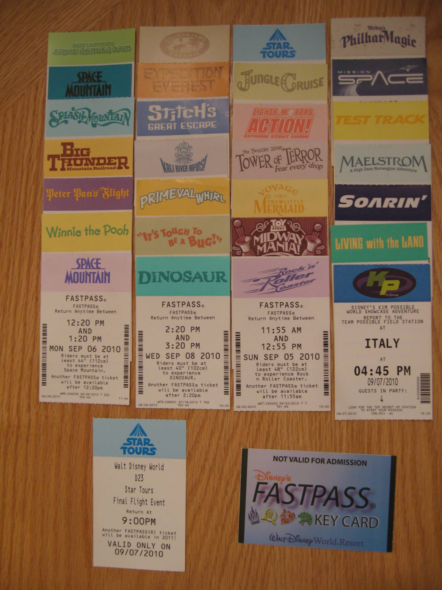 Get a sneak peek at the new FASTPASS+ |PassPorter.com