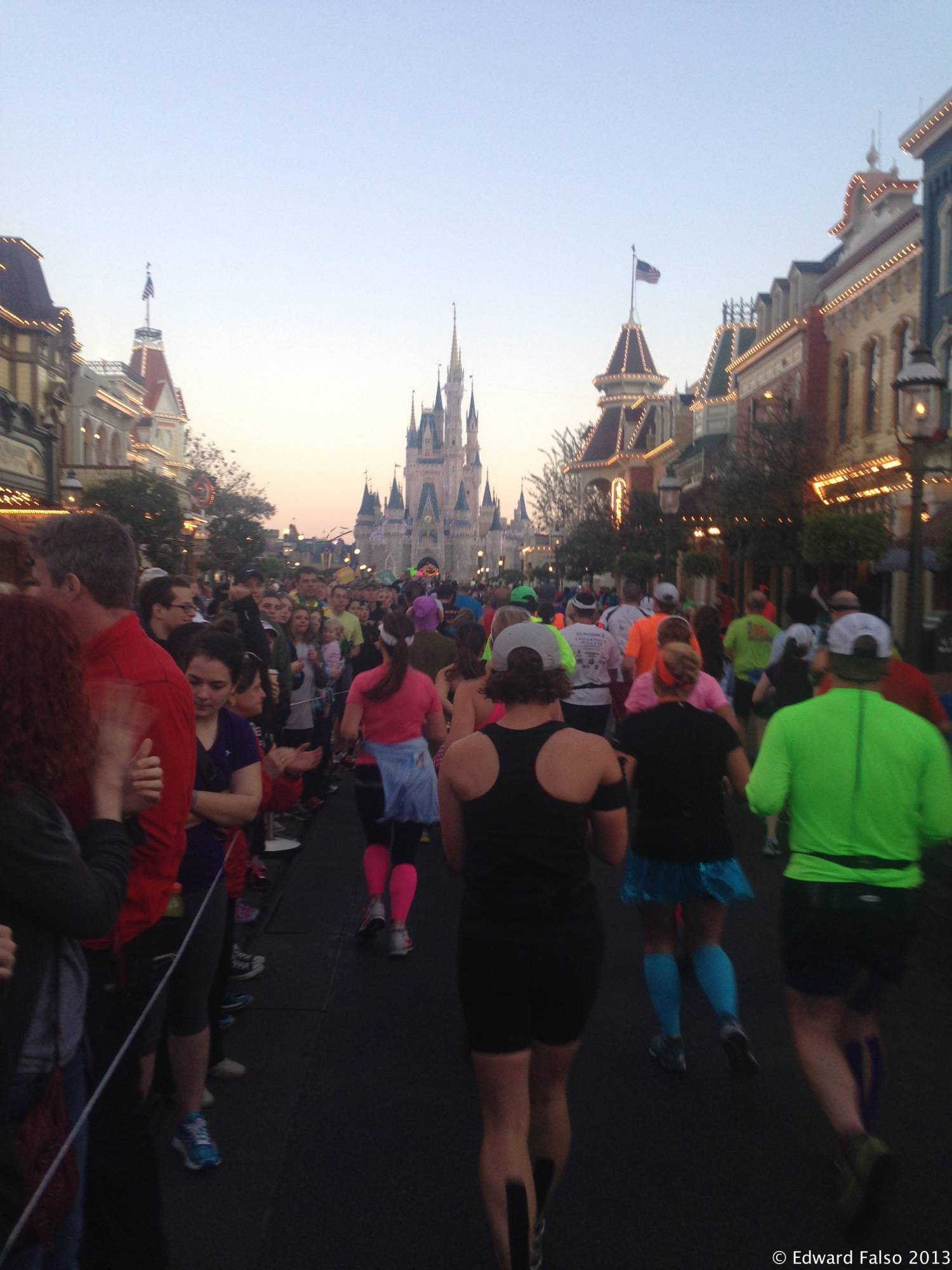 Run through all four theme parks during Walt Disney World Marathon Weekend |PassPorter.com