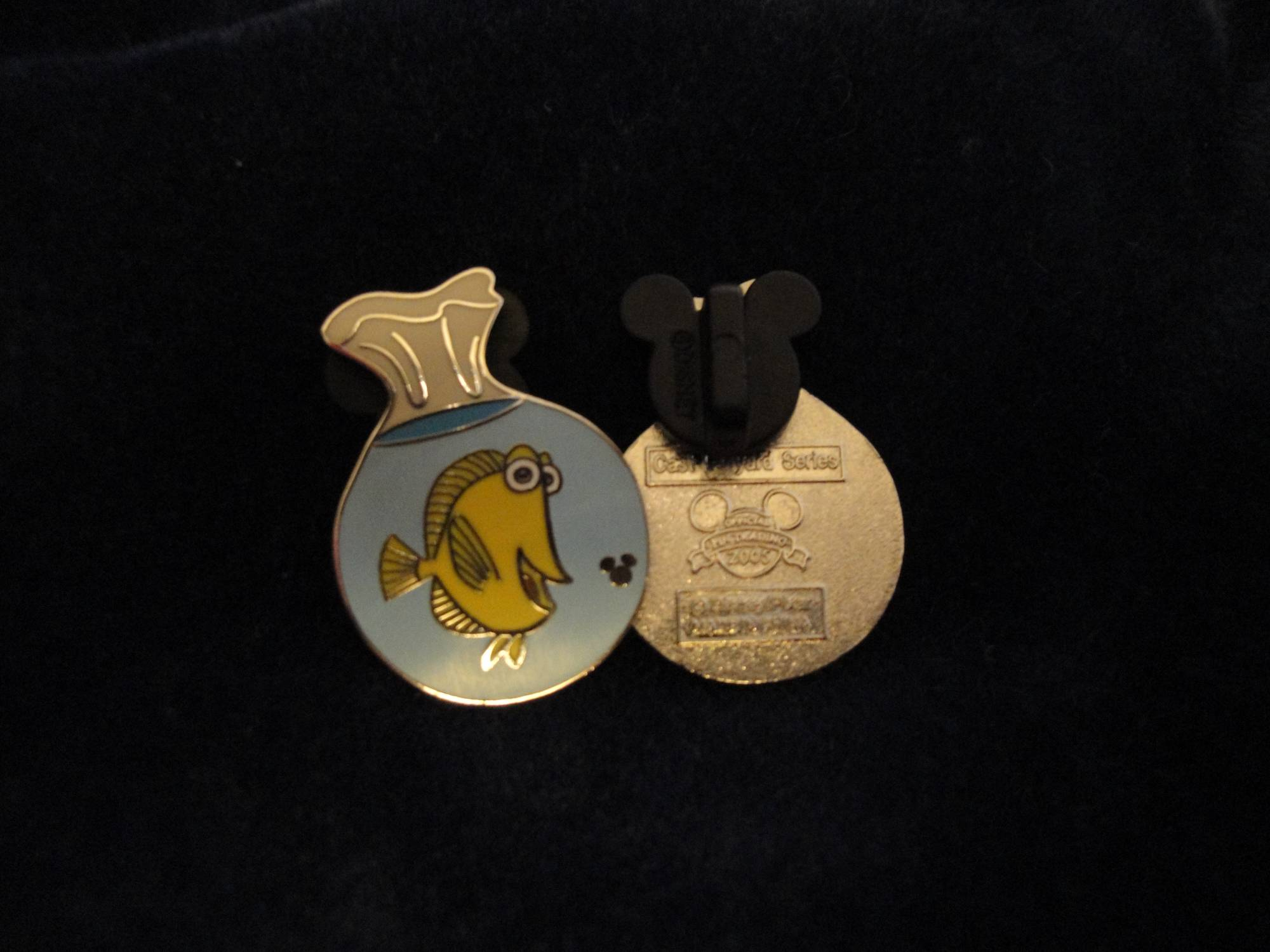 Official Disney Trading Pin photo