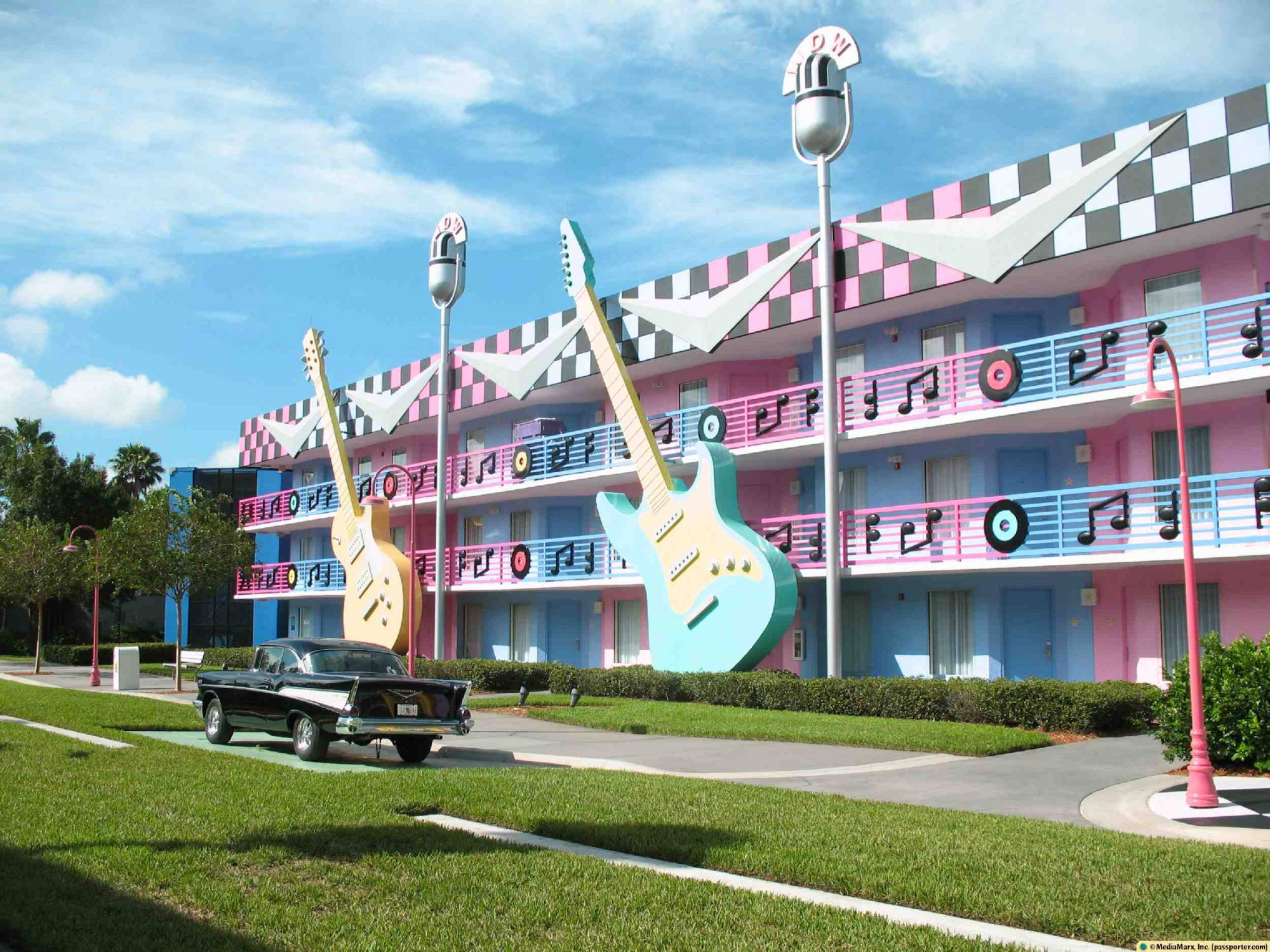Make the most of your All-Star Music Resort hotel stay with great tips | PassPorter.com