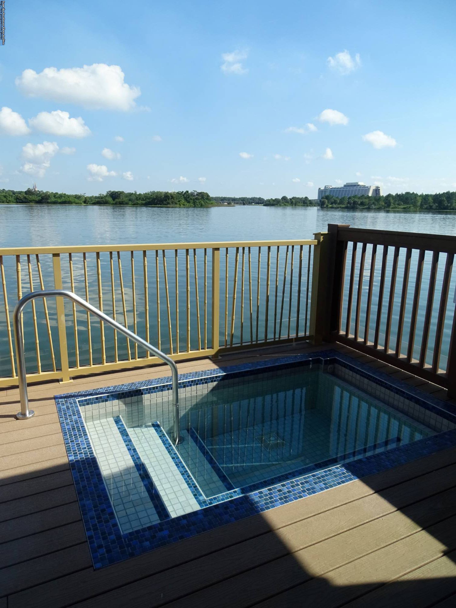 Enjoy the luxury and serenity of a stay in a Waterfront Bungalow at Disney's Polynesian Resort | PassPorter.com