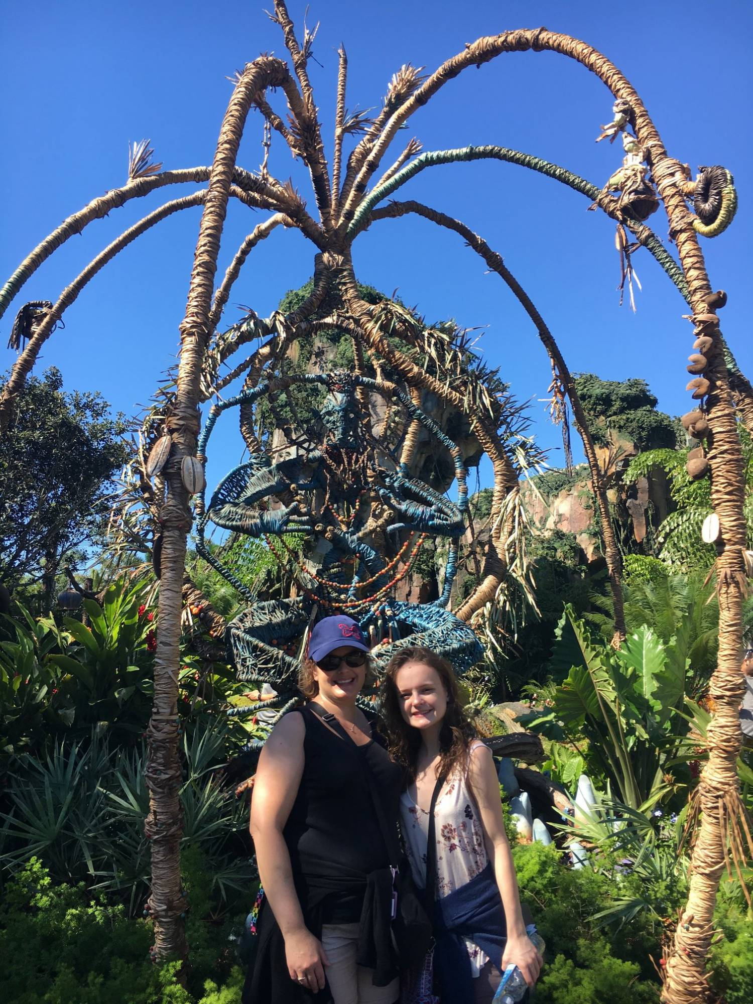 Read what it was like to visit Panora - World of Avatar on Opening Day |PassPorter.com