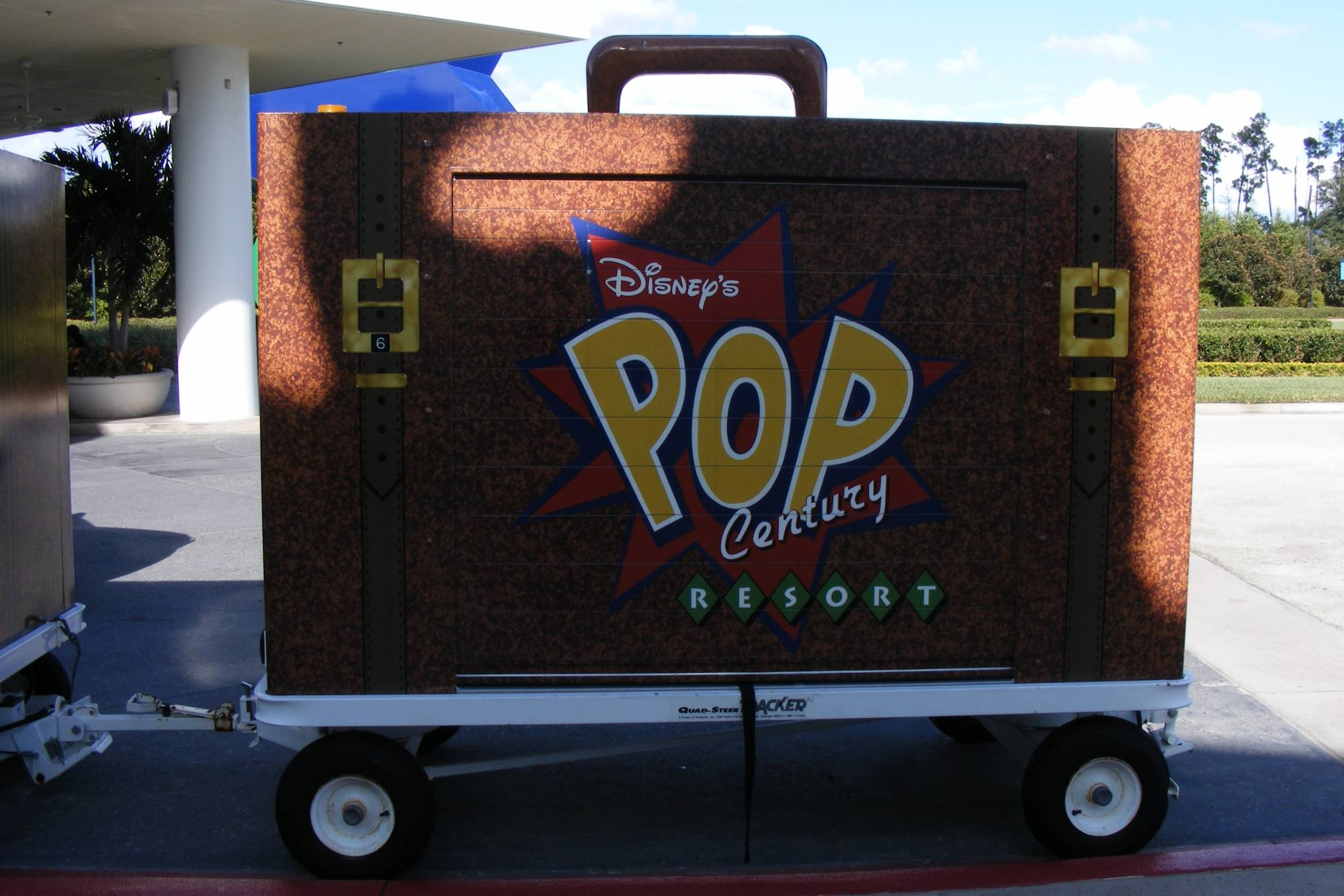POP Luggage photo