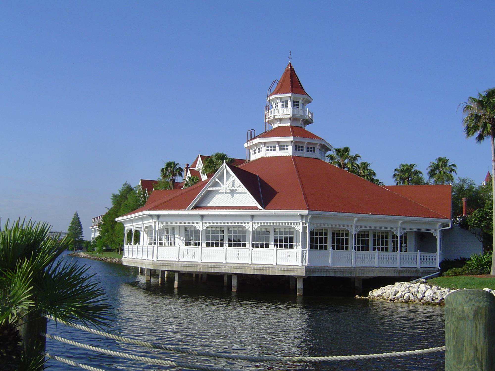 Grand Floridian - Narcoosee's photo