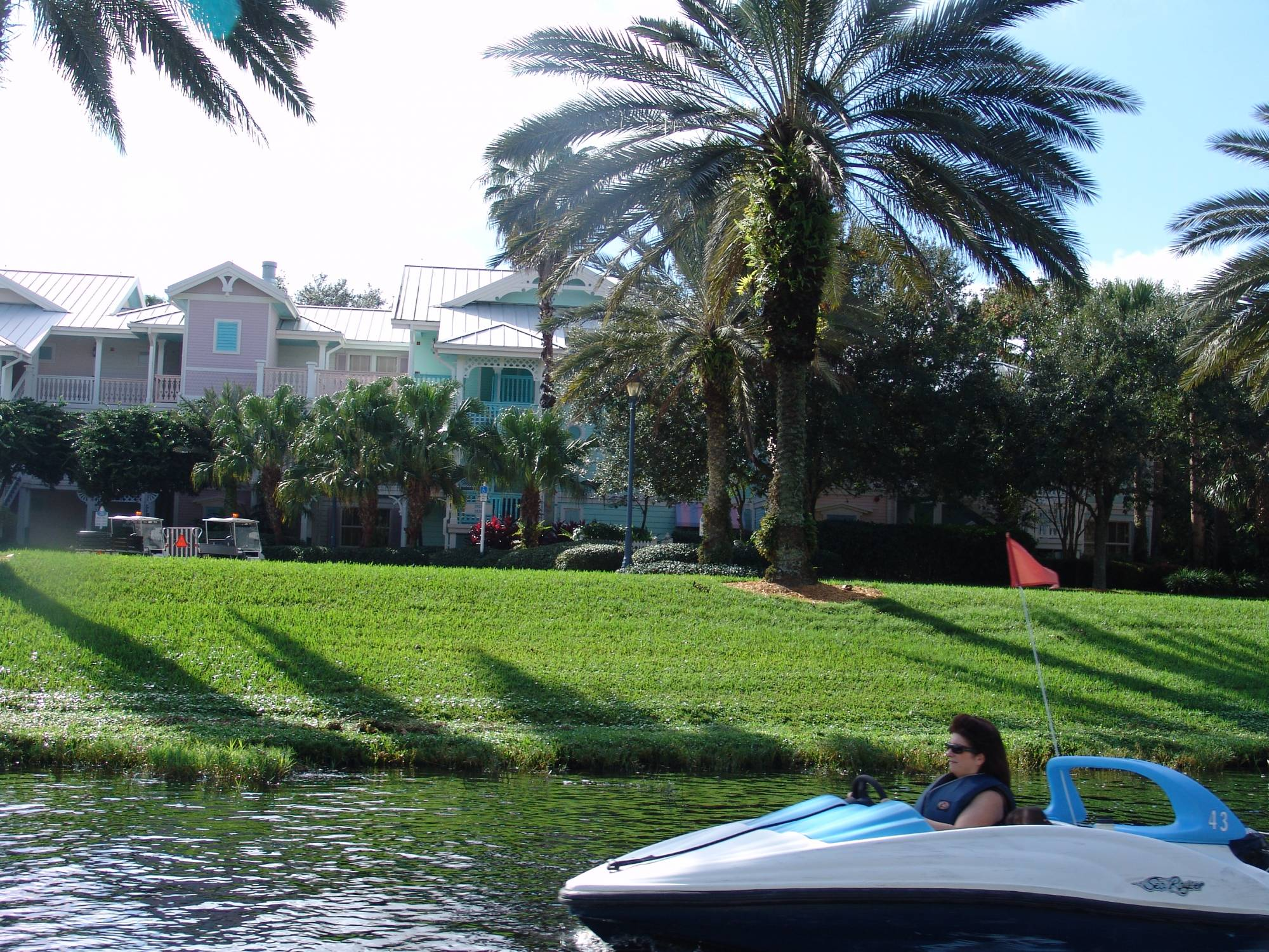 Explore the waterways of Walt Disney World by Boat! | PassPorter.com