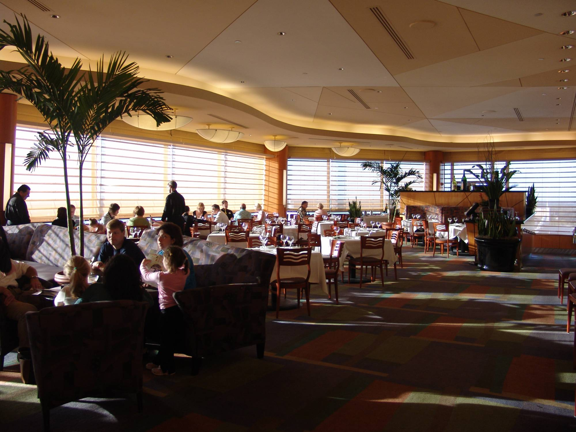Enjoy a delightful dinner at Disney's California Grill |PassPorter.com