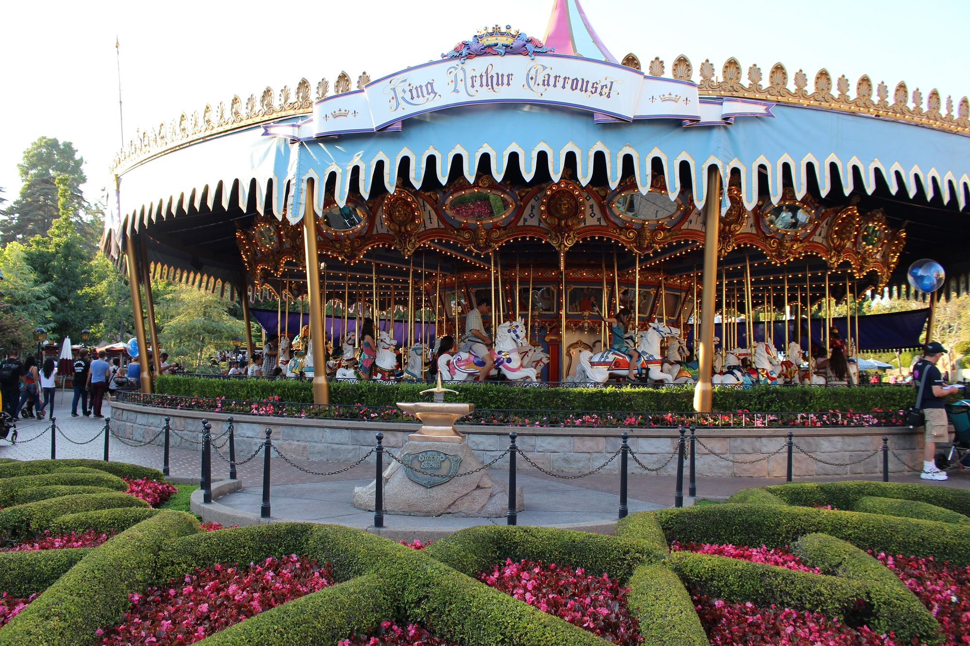 Explore the rides that make your head spin at Disneyland |PassPorter.com