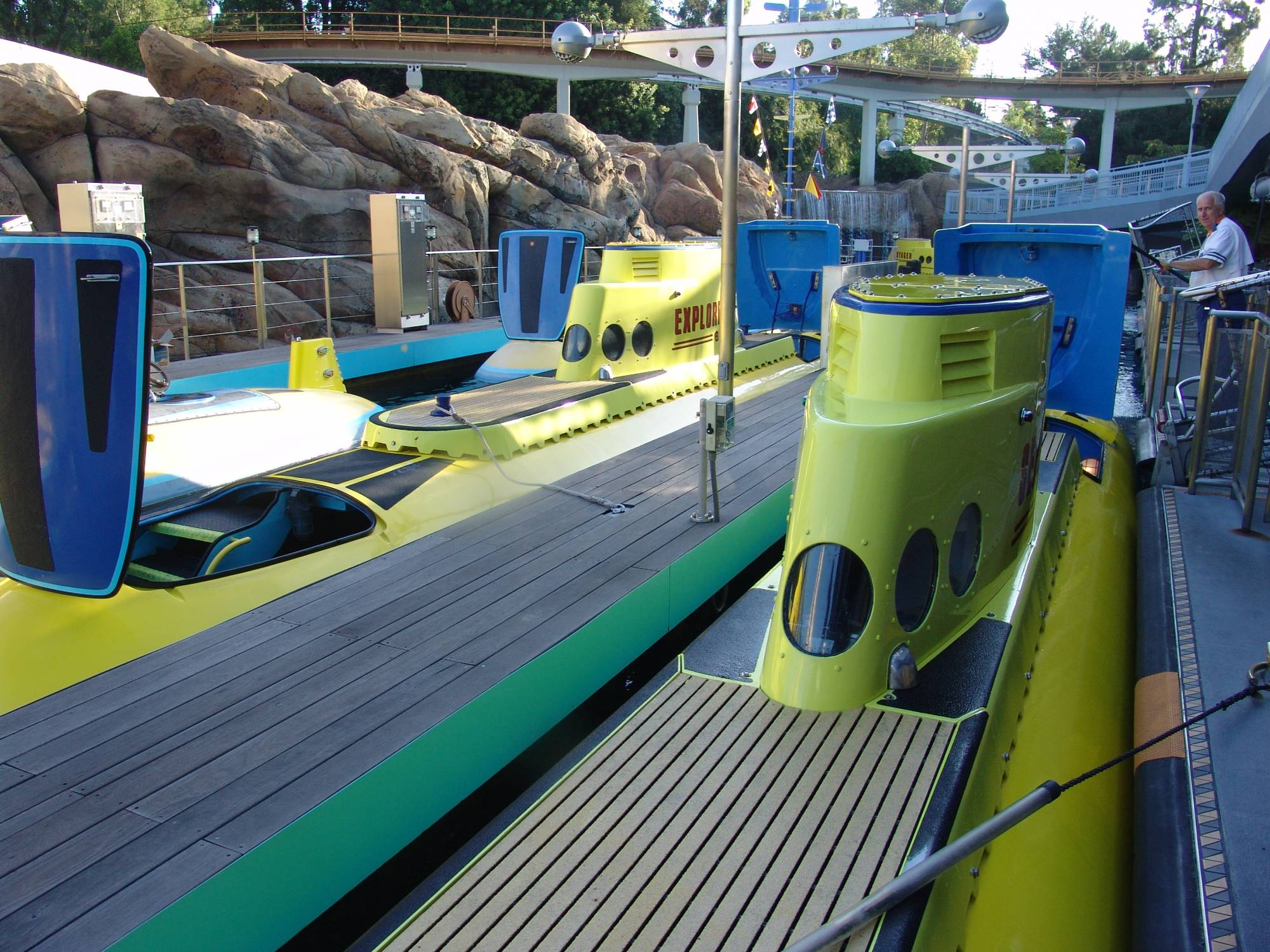 Disneyland - Finding Nemo Submarines photo