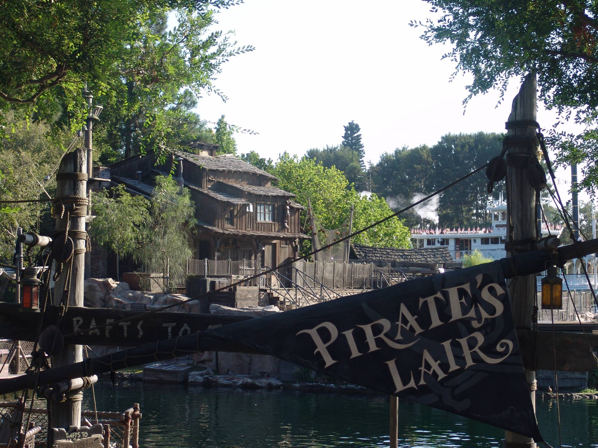 Disneyland Park - Tom Sawyer Island photo