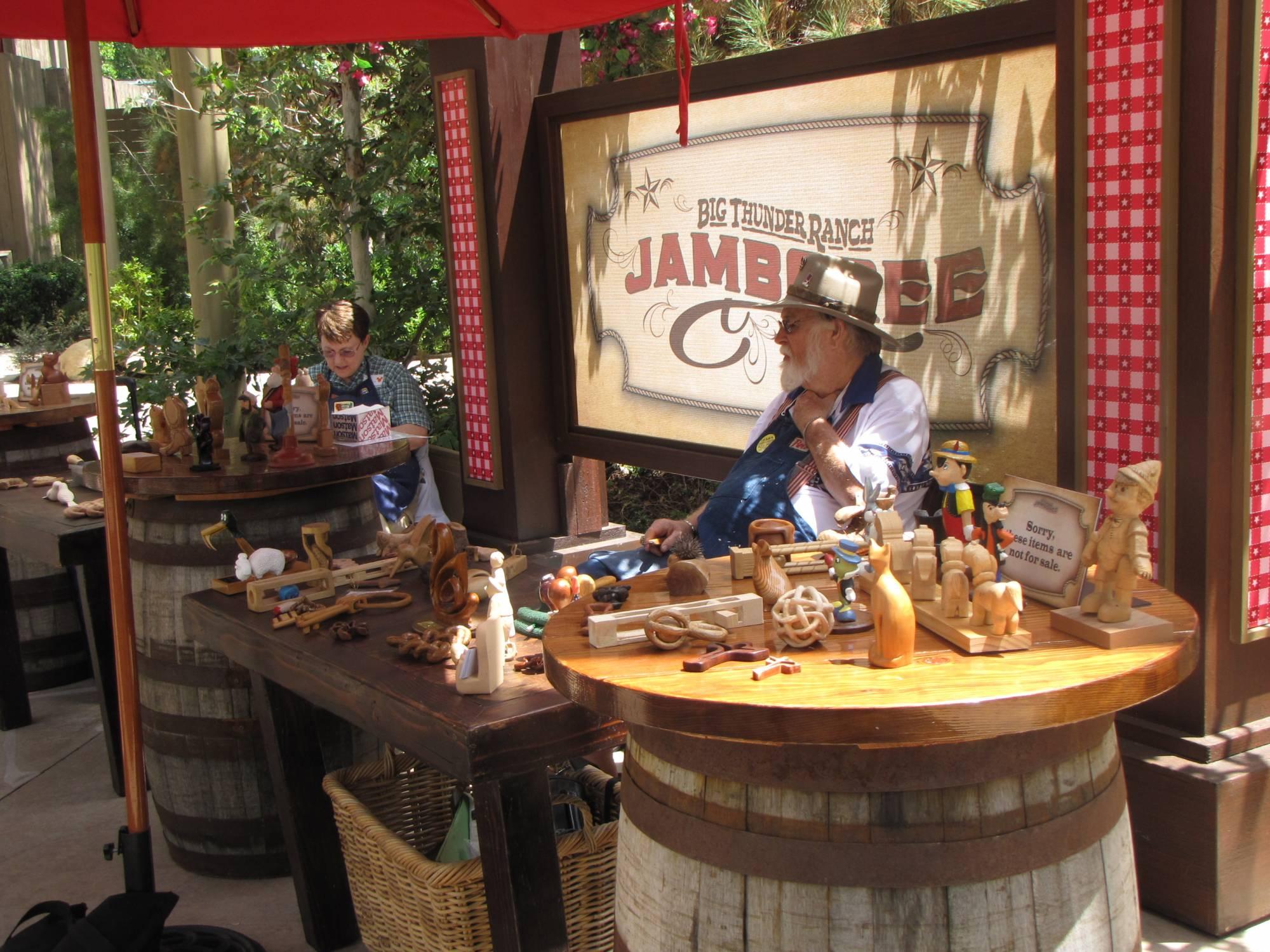 Enjoy character interactions, music, and more at Big Thunder Ranch Festival Area at Disneyland  PassPorter.com