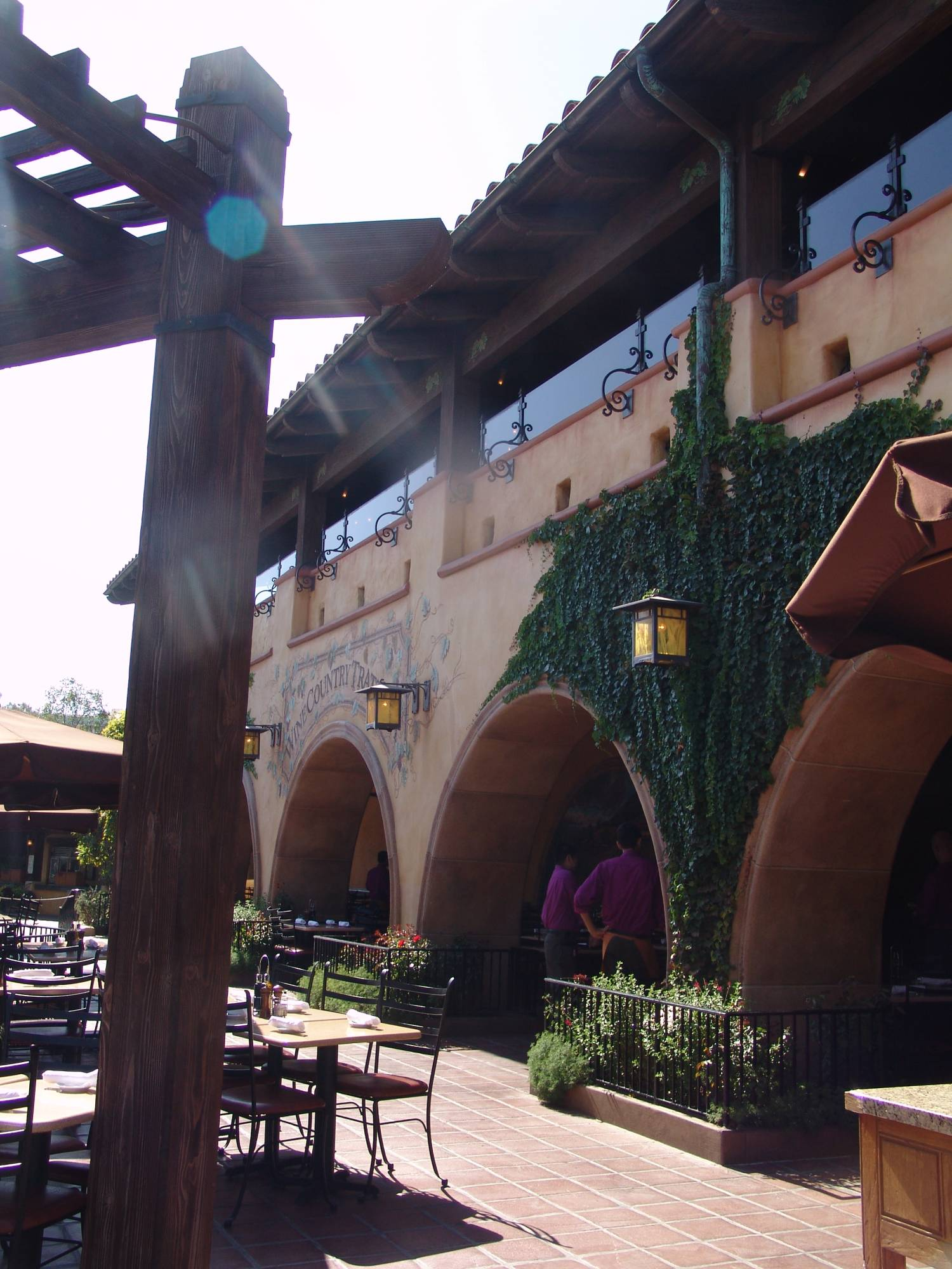 California Adventure - Wine Country Trattoria photo