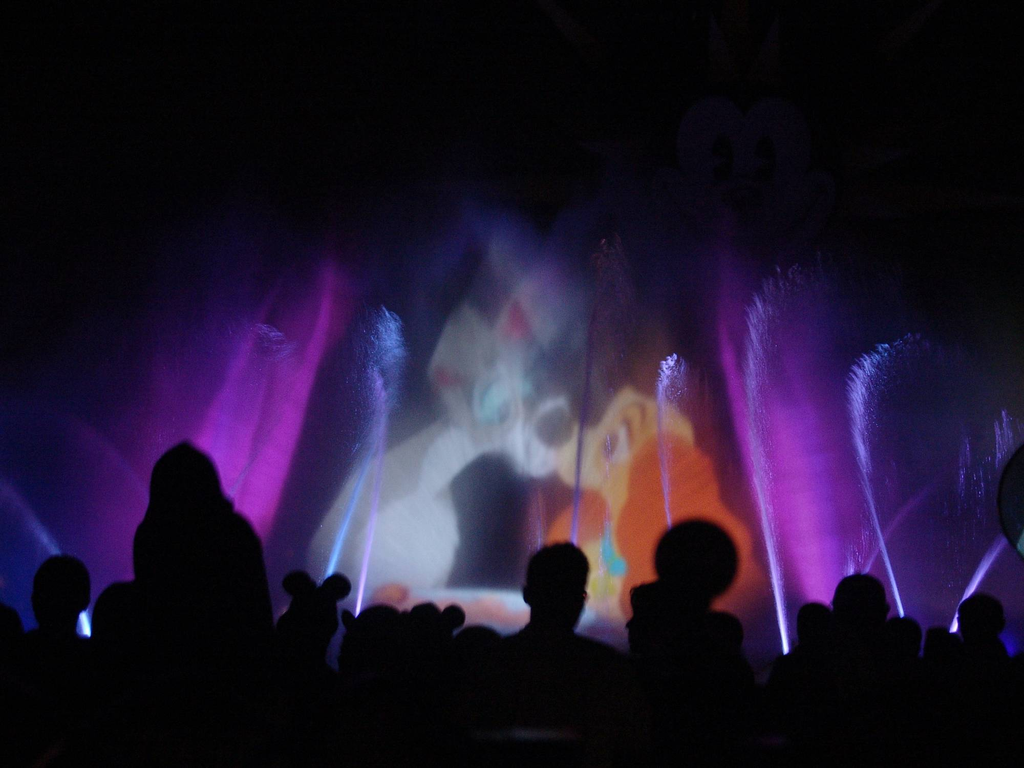 Enjoy the nighttime spectacular World of Color at Disney California Adventure | PassPorter.com