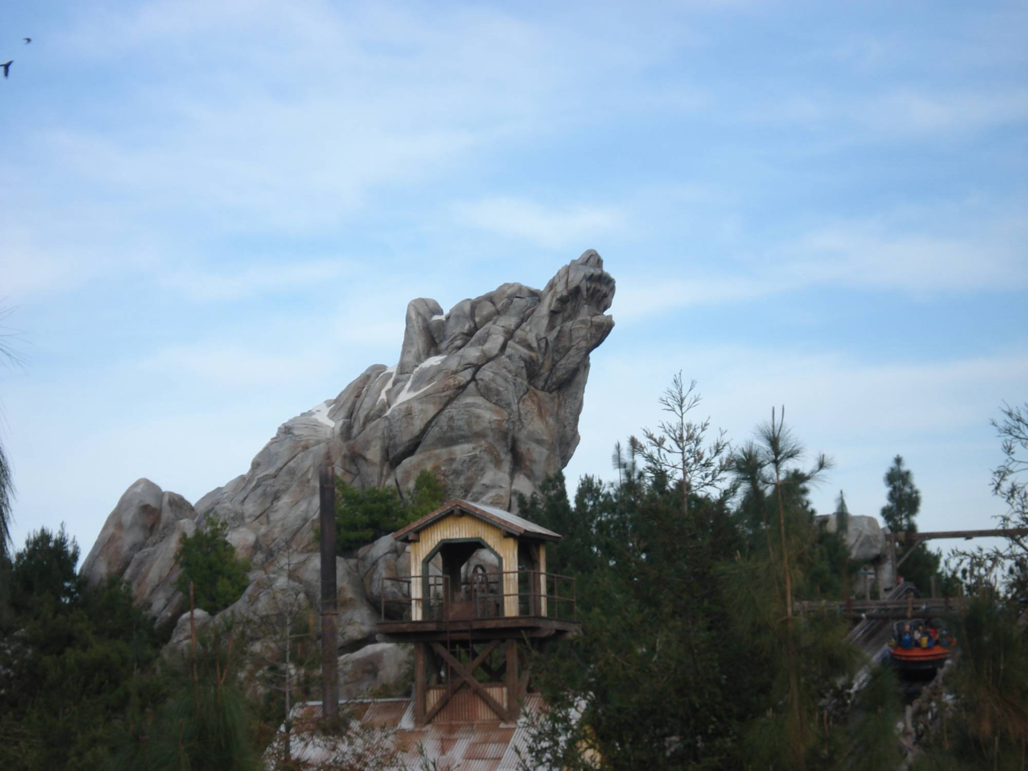 Disney California Adventure - Grizzly Peak photo