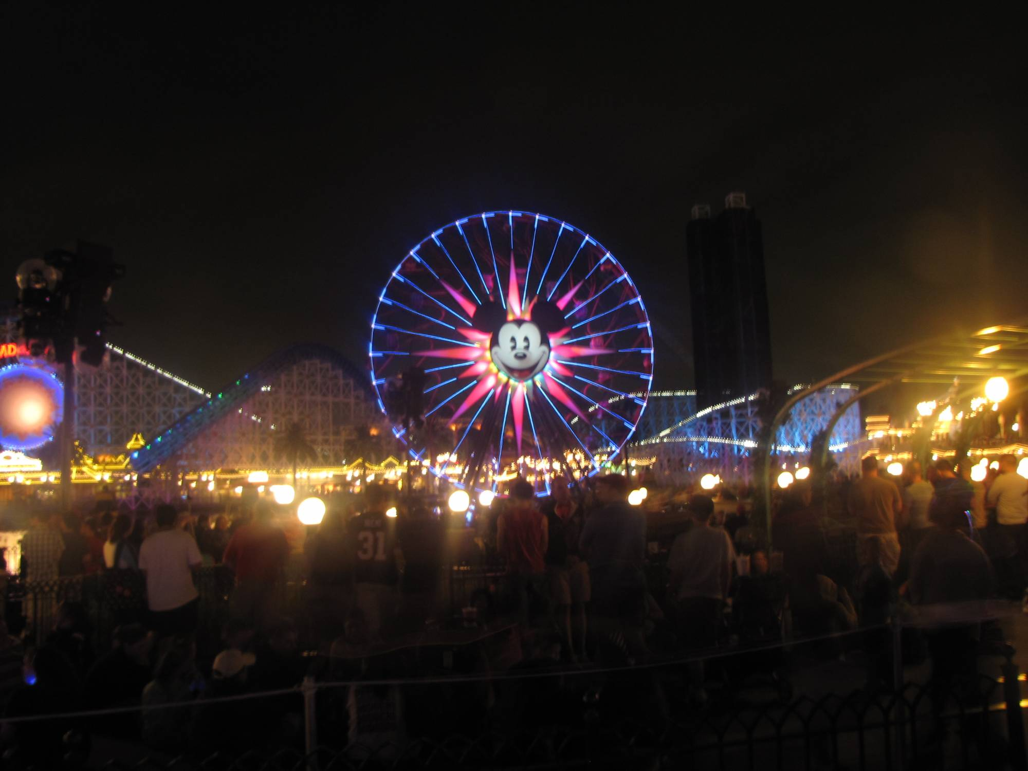Gwet the best view of World of Color |PassPorter.com