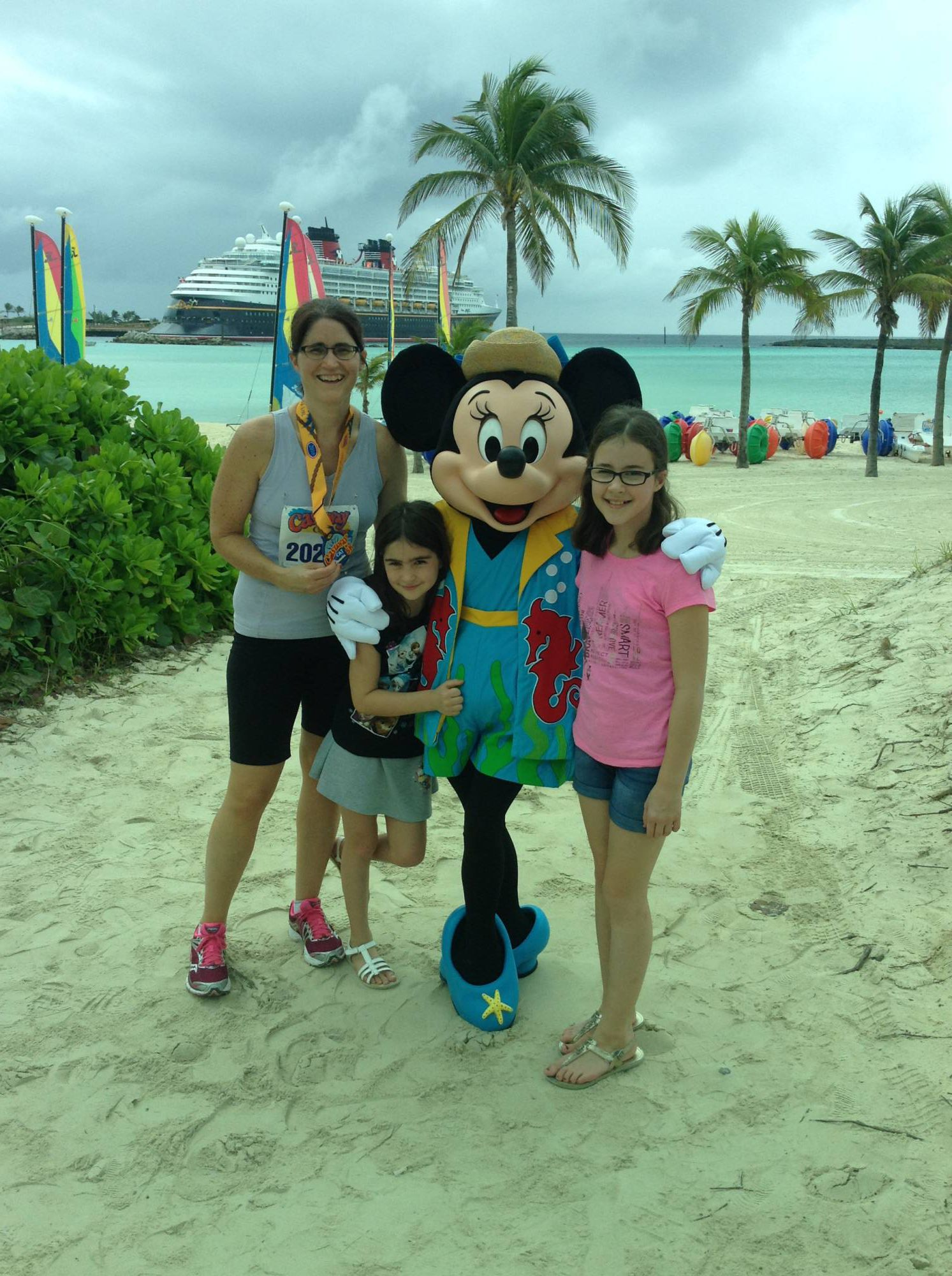 Make the most of a cloudy day on Castaway Cay |PassPorter.com