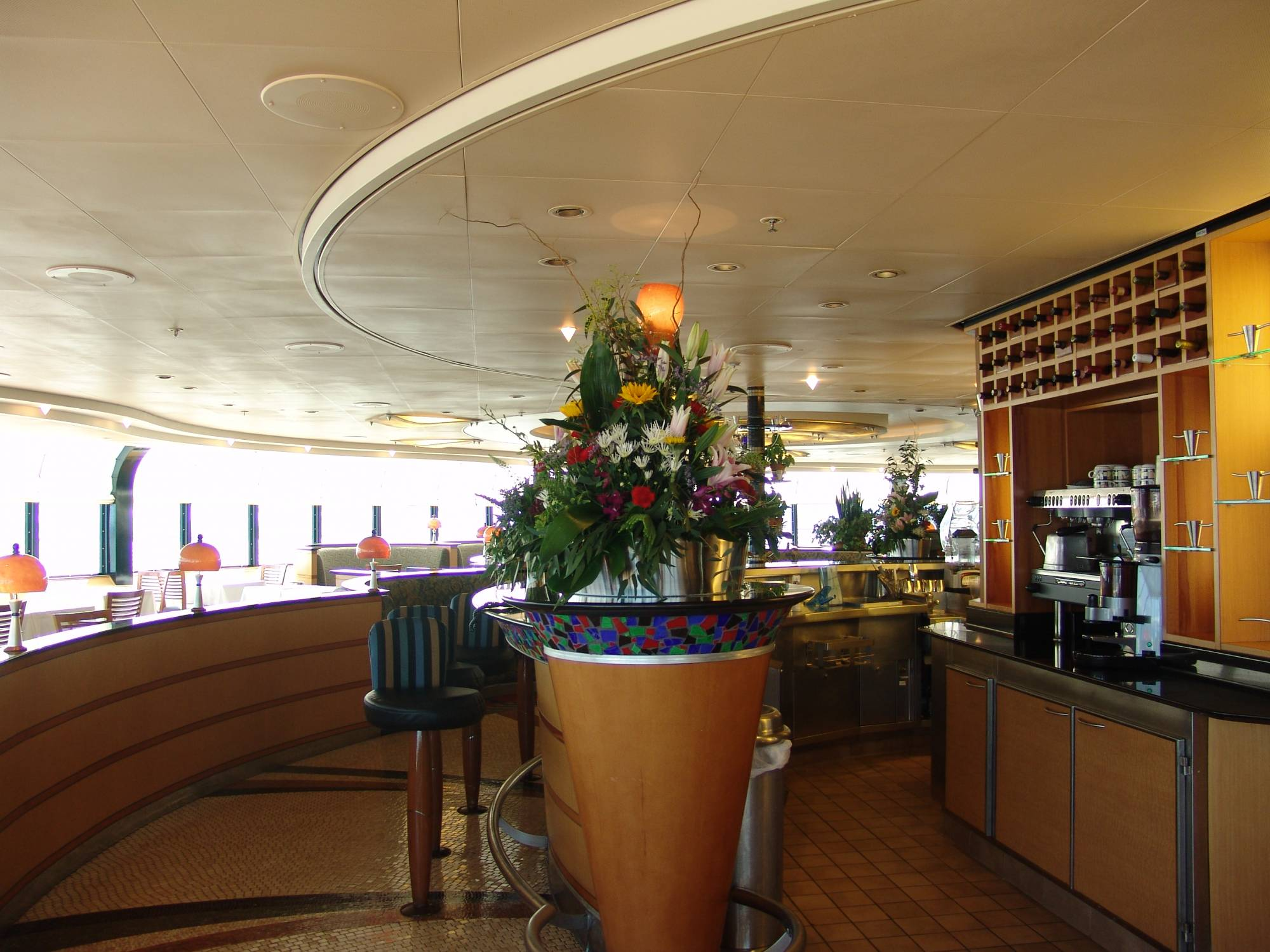 Compare Palo Restaurants onboard the Disney Cruise Ships |PassPorter.com