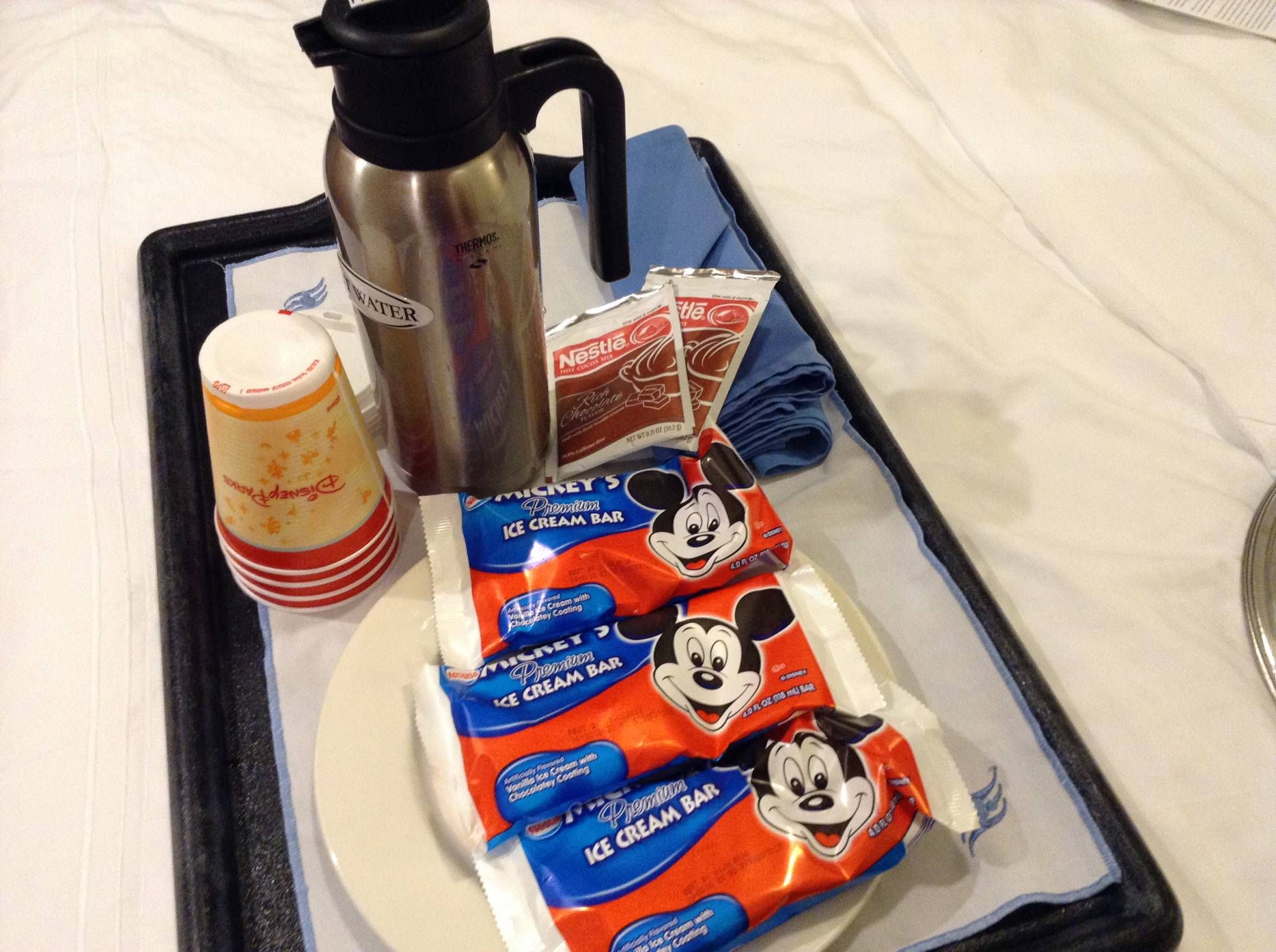 Learn how to find healthy food onboard the Disney Cruise Line |PassPorter.com