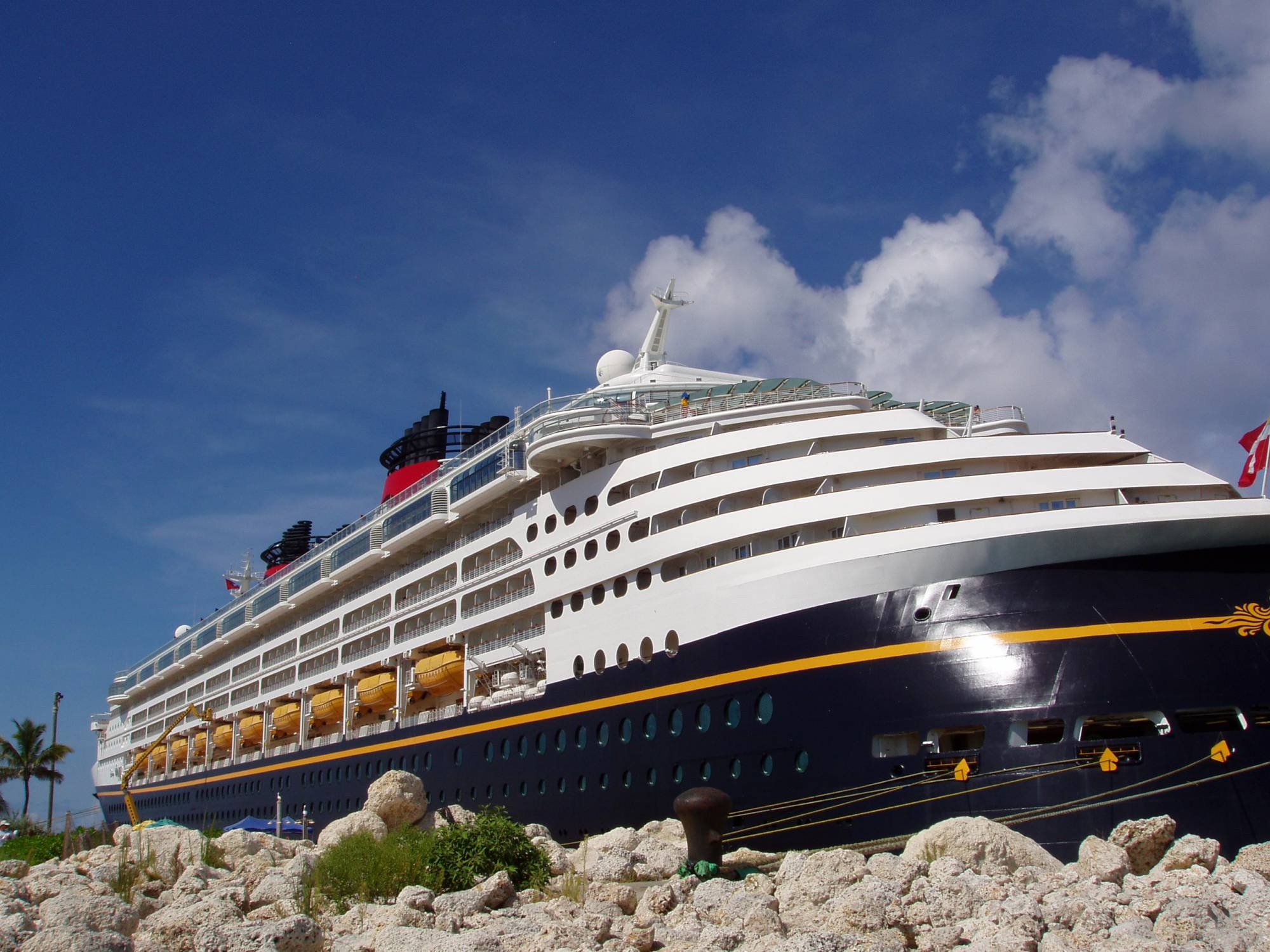 Learn how to make the most of having to debark the Disney Wonder | PassPorter.com