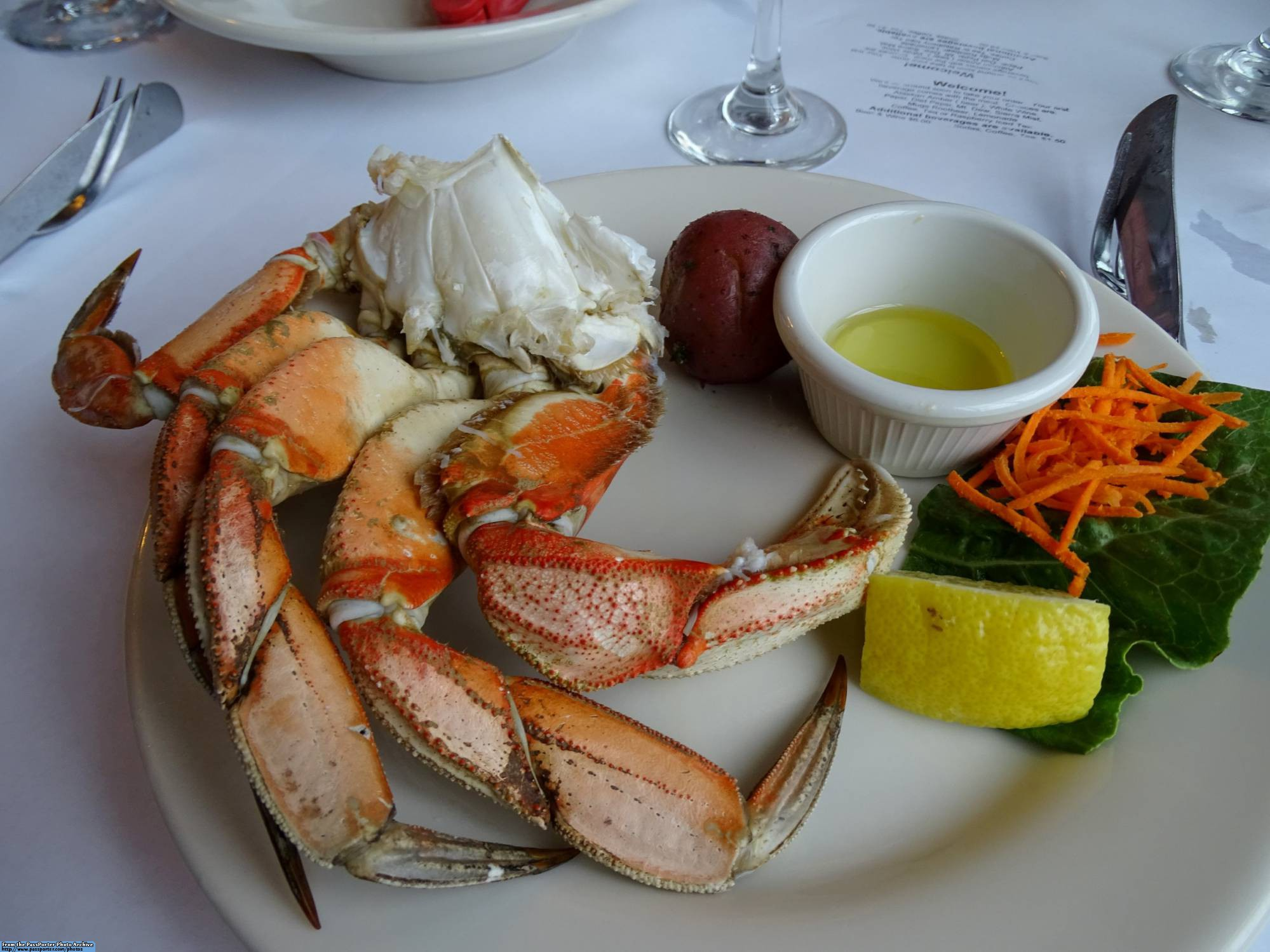 Enjoy a Crab Feast in Ketchikan Alaska on your Disney Cruise | PassPorter.com
