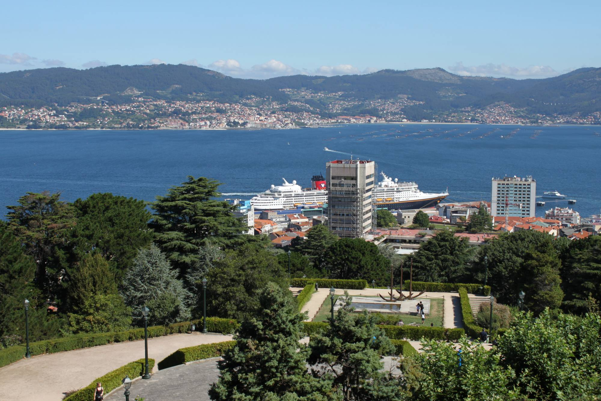 Disney Magic in Vigo, Spain photo