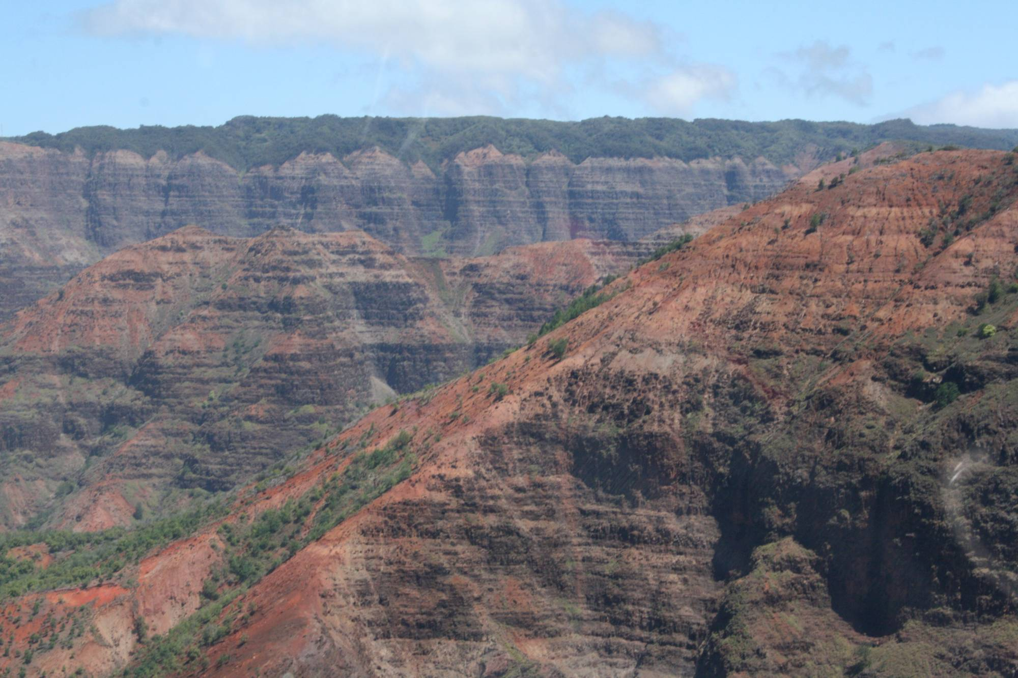Waimea Canyon photo