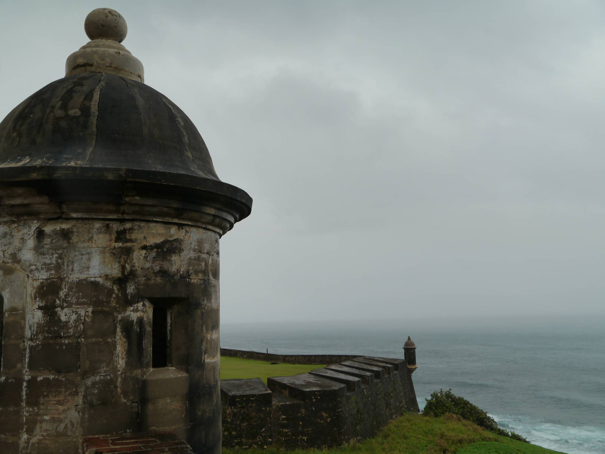 Explore the Castillo San Cristobal in San Juan  | PassPorter.com