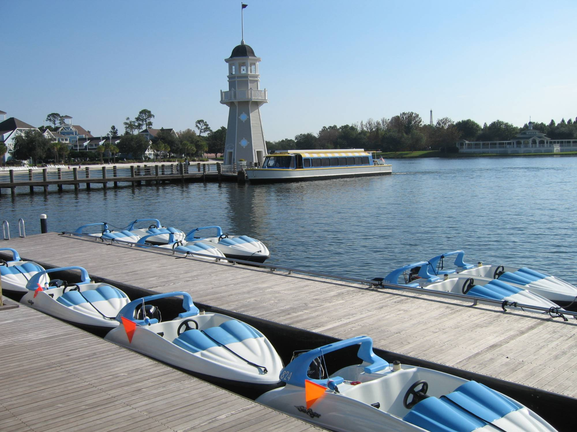Explore the waterways of Walt Disney World by Boat! |PassPorter.com