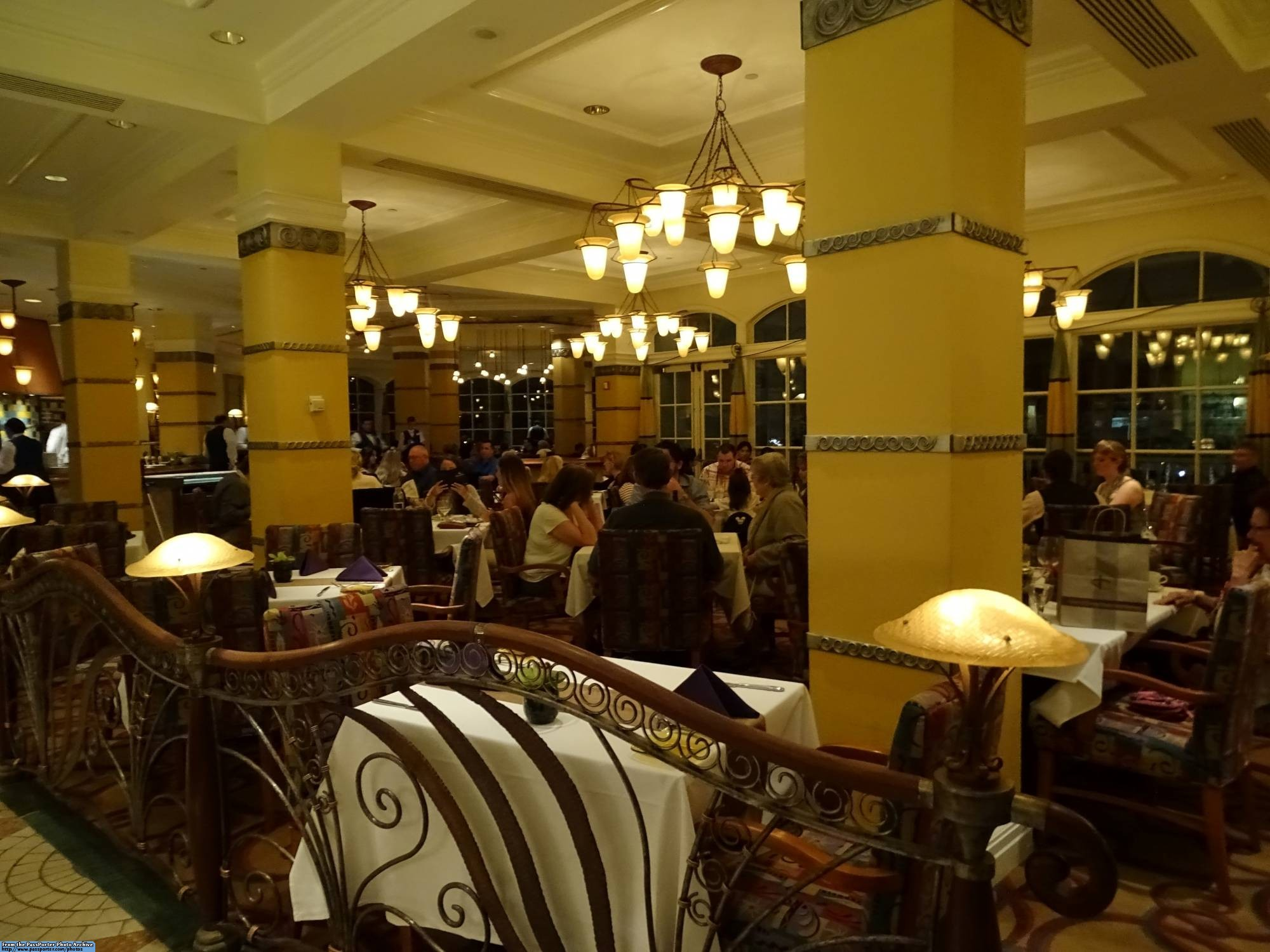 Enjoy a Signature meal at Citrico's at Disney's Grand Floridian | PassPorter.com