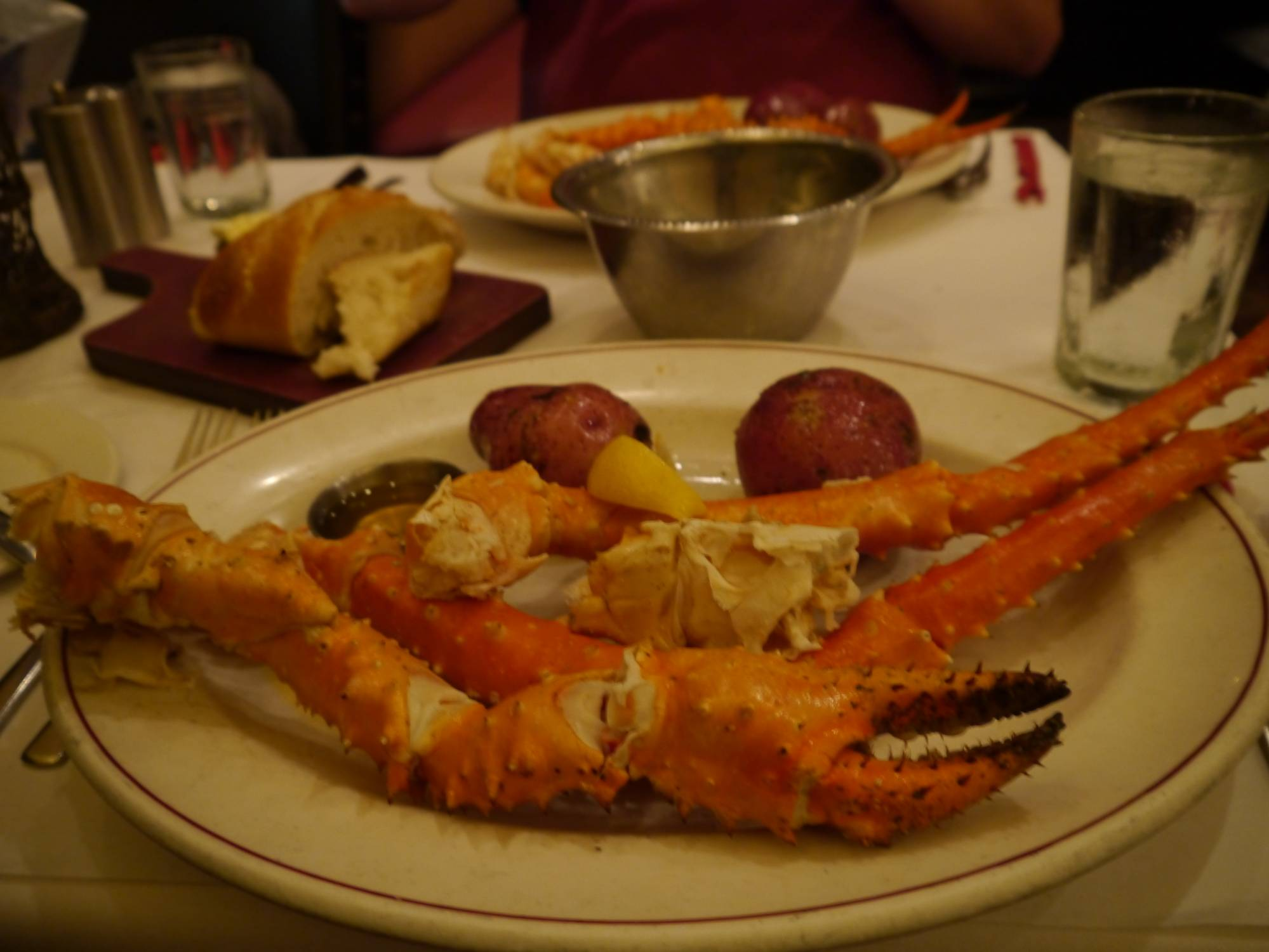 Enjoy the seafood at Fulton's Crab House in Downtown Disney | PassPorter.com